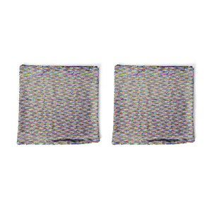 Sequin Embellished Polyester Cushion Covers